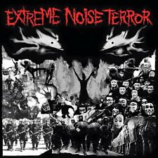 Extreme Noise Terror New Cd 2015 Hardcore Punk Discharge Gbh Terrorizer Napalm