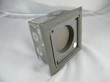 New Audible Signal Appliance Accessory Bell, 298L, 475631 In Metal Enclosure