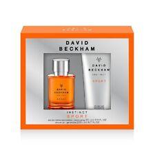 David Beckham Instinct Sport - 30ml EDT Gift Set With 200ml Shower Gel Set.