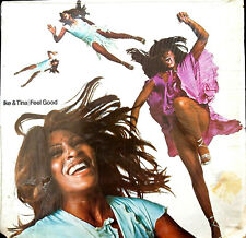 IKE & TINA TURNER ► FEEL GOOD (LP ALBUM / 33 TOURS) USA - 1972