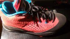 Pre-owned NIKE Air Jordan CP3.VII Red, Blue, & Black (616805-607) Men's 10.5