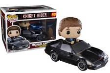 Knight Rider Michael with KITT Pop! Funko Rides Vinyl Figure n° 50