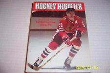 1974 NHL HOCKEY Register CHICAGO BLACKHAWKS STAN MIKITA Boston BRUINS Bobby ORR