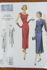 Vogue Vintage Model Pattern, # V1136, New, Uncut, Size 6 To 12