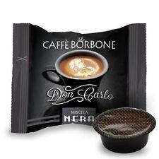 Caffè Borbone - Don Carlo Miscela Nera - 50 Pezzi Compatibili Lavazza A Modo Mio
