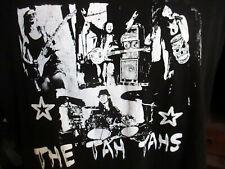 XL THE TAH TAHS DENVER COLORADO LBGTQ ROCK BAND GRAPHIC T-shirt