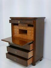 4605-Schreibkommode-Sekretär-Sekretär-um 1910-Schreibmöbel-Ladenkästchen-Schreib
