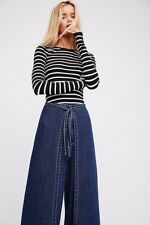New Free People Apron Jean Size 28