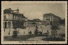 cartolina TORINO piazza s.martino e stazione di porta susa