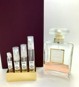 Chanel - COCO Mademoiselle EDP- Sample Size (2mL, 3mL or 5mL) - FREE SHIPPING