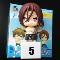 "US Seller Taito Free! Mini Anime Figure Rin Matsuoka Award 3"" Iwatobi Summer NEW"