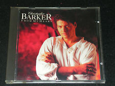 CHRISTOPHER BARKER From My Heart / CD 1993 DSB 3101-2