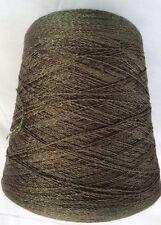 VISCOSE COLOR:  MIXED GREEN/BROWN 1 Lb 15oz or 900gr.