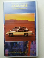 Jaguars across America - video VHS - As new