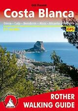 COSTA BLANCA - Denia, Calpe, Benidorm, Alcoy, Alicante, torrevieja. 50 walks. ro