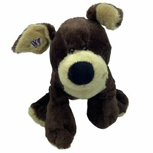 Gund Webkinz Mocha Pup plush stuffed animal No Code