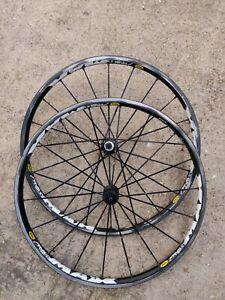 Mavic Crossmax UST Tubeless Wheelset - MTB Retro