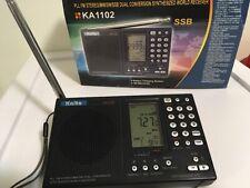 Kaito KA1102 Compact am/fm/sw ssb radio