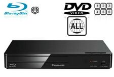 Panasonic DMP-BD84EB-K Smart Blu-ray Disc & Multi-Region DVD Player with USB