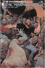 The Walking Dead #158 1st Print Arthur Adams Whisperers War Part 2