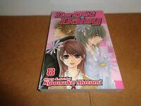 Dengeki Daisy Vol. 8 by Kyousuke Motomi Viz Manga Book in English