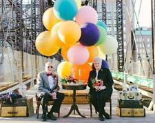 "Pretty Giant 12/36"" Inch Giant Latex Ballon Birthday Wedding Party DIY Decor"