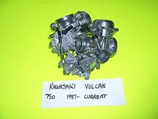 1986-CURRENT KAWASAKI VULCAN 750  REMANUFACTURED  CARB CARBURETOR READY TO RUN