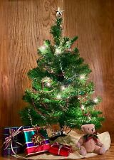 Pleasant Co. American Girl Doll Christmas Tree and Accessories
