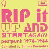FALL (THE), DEVO... - Rip it up and start again : postpunk 1978-1984 - CD Album