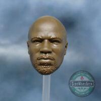 """ML355 Custom Cast head use w/ 6"""" Marvel Legends Star Wars Black Series"""