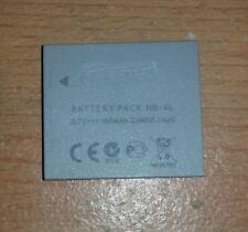 Battery for Canon NB-4L IXY 760mAh digital camera battery 3.7V OEM NEW NB 4L