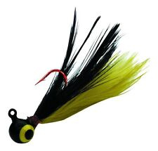 Fire Fly Jig - Bumble Bee - Size #8 (1/16) 2 Pack