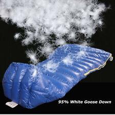 AEGISMAX M2 Sleeping Bag Ultralight Mummy Goose Down For Spring & Autumn, Winter