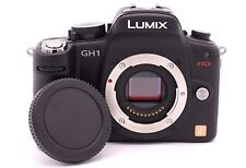 Panasonic LUMIX DMC-GH1 12.1MP Digital Camera - Black (Body Only)