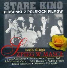 CD STARE KINO vol. 2  *  Szpieg w masce * piosenki z polskich filmów