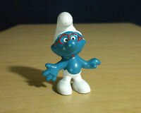 NEW Brainy with Book Smurf Figurine 20812 Plastic Figure 2019 SMURFS SET