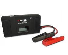 Shido Starthilfe MF12000-12, 12V 12000mAh 300A Jumpstarter Powerbank Motorrad