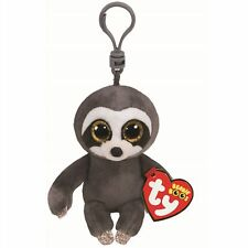 Ty Beanie Babies 36559 Boos Dangler the Sloth Boo Key Clip