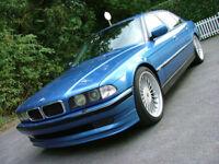 BMW E38 7 SERIES FRONT LIP / VALANCE / BUMPER SPOILER