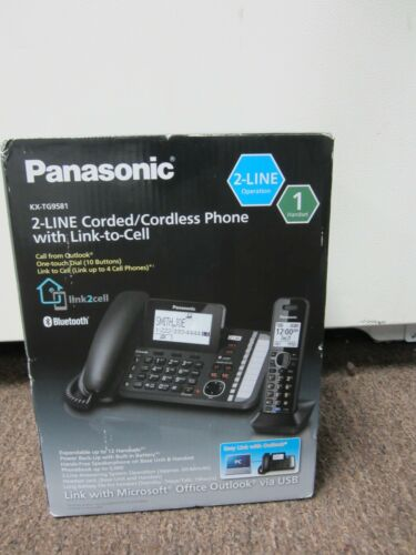 Info 2 Line Cordless Phone System Travelbon.us