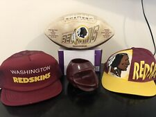 Washington Redskins NFL American Football Bundle Ball Limited Edition Mug 2 Caps