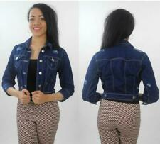 Jacken, Jeansjacken aus Denim