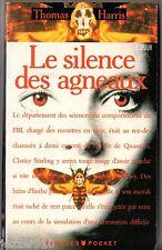 THOMAS HARRIS # LE SILENCE DES AGNEAUX # 1992 pocket terreur