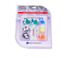 Dental Polisher Introductory Polidont Kit Composite Finishing polishing Discs