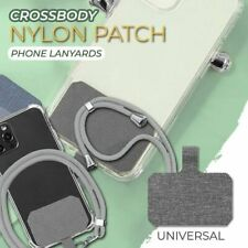 Universal Crossbody Nylon Patch Phone Lanyards Seil Handy Strap Lanyard