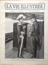 LA VIE ILLUSTREE 1904 N 324 L' AMIRAL AMEDEE BIENAIME, LA DEMISSION