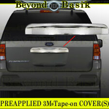 2003-2014 FORD EXPEDITION Chrome UPPER Tailgate Handle COVER Rear Hatch Trim