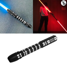 YDD Lightsaber Sword Heavy Dueling Force Metal Hilt Mult Colors Change Toy USB
