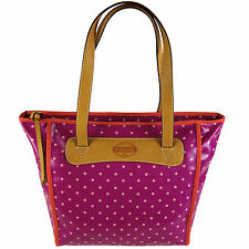 FOSSIL Handtasche Schultertasche Damentasche Henkeltasche Tasche KEY-PER SHOPPER