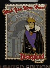 Disney Pin DLR Wish You Were Here 2007 Neige White's Effrayant Adventures-Evil